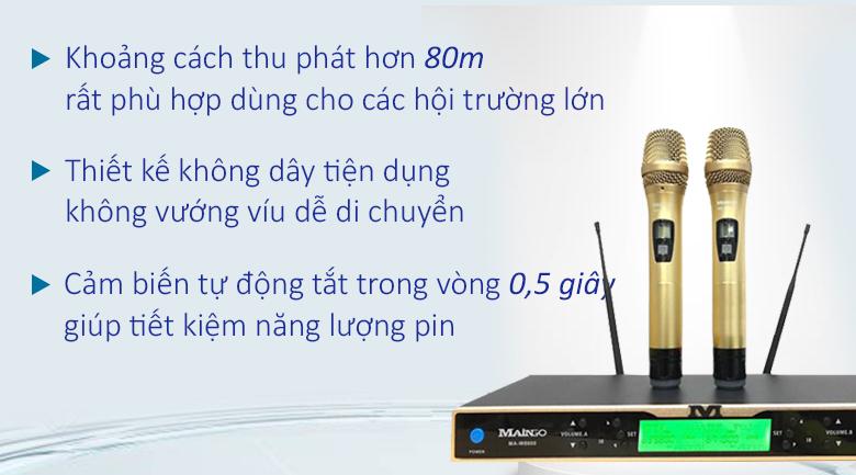 Micro Maingo MA W8600