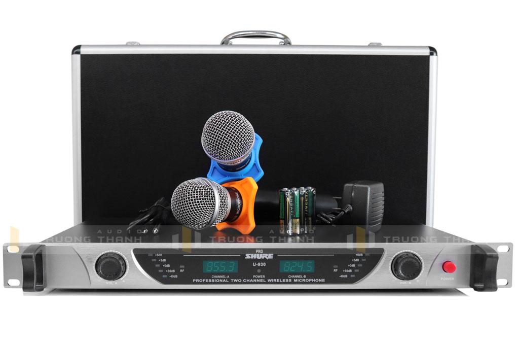 Micro Shure U930 ảnh 10