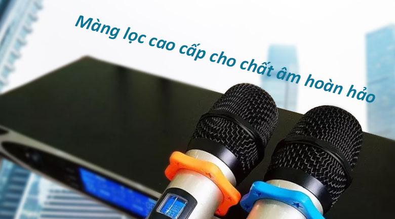 Micro Shure UGS9 | màng lọc cao cấp cho chất âm hoàn hảo