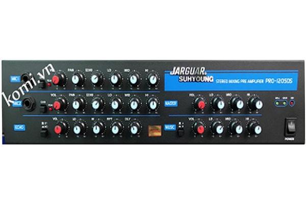 Mixer Jarguar PRO 1205DS