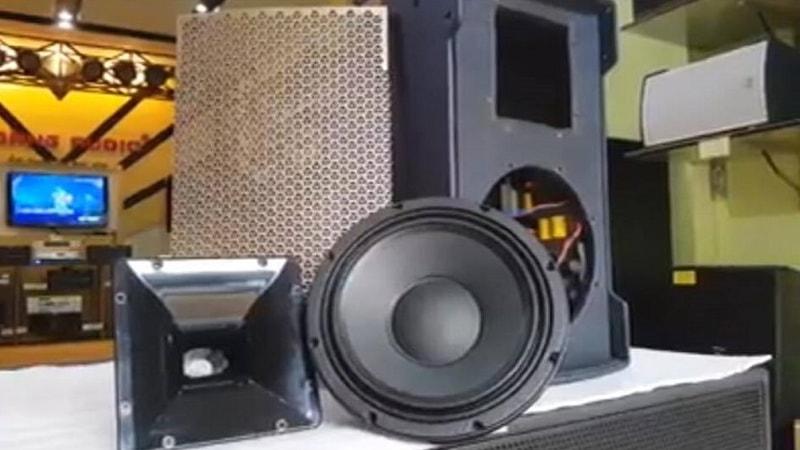 Nên mua loa karaoke nhập khẩu chính hãng hay loa hàng bãi