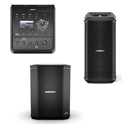 Dàn karaoke Di Động Bose S1 Pro Mixer T4S và SUB1