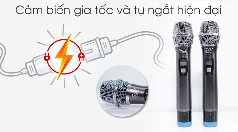 Tính năng Micro TplusV M2000+ Pro