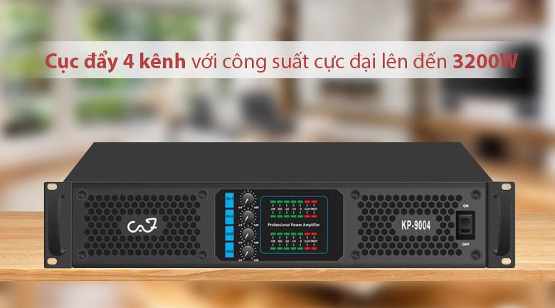 Công suất CAF KP-9004