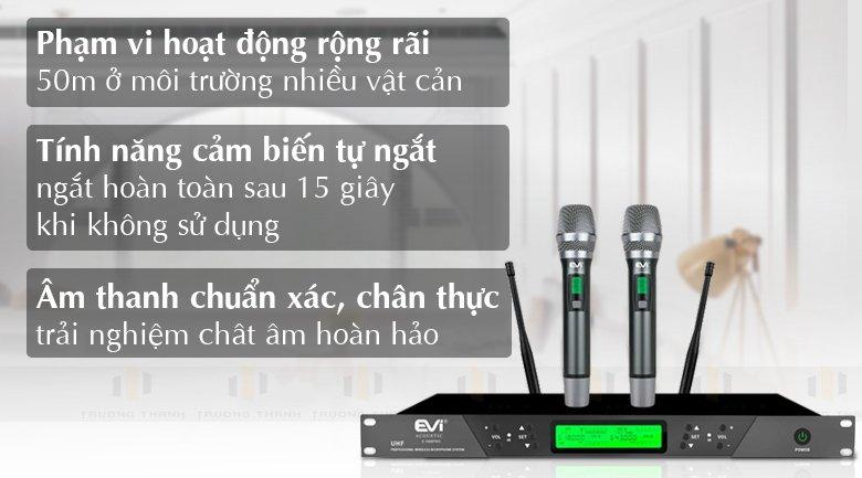 Tính năng Micro Evi E500