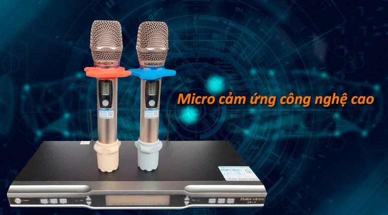 Micro Baiervires Classic-1 cảm ứng công nghệ cao