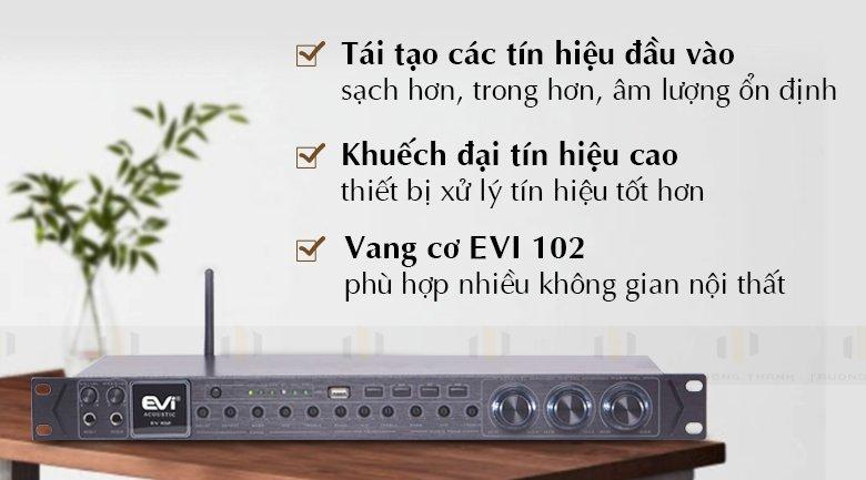 Tính năng Vang cơ Evi 102