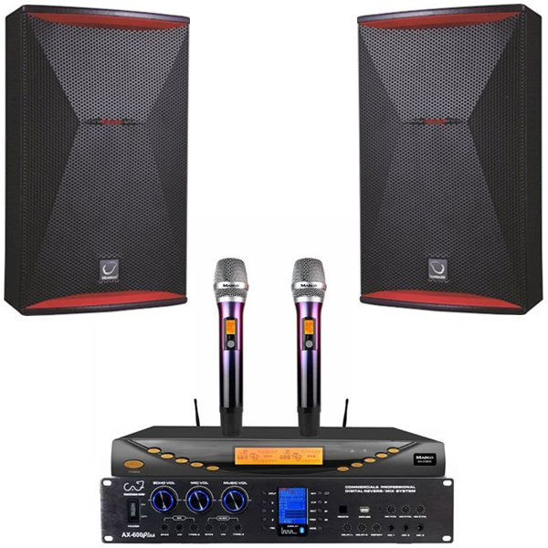 Dàn karaoke TT-250GD
