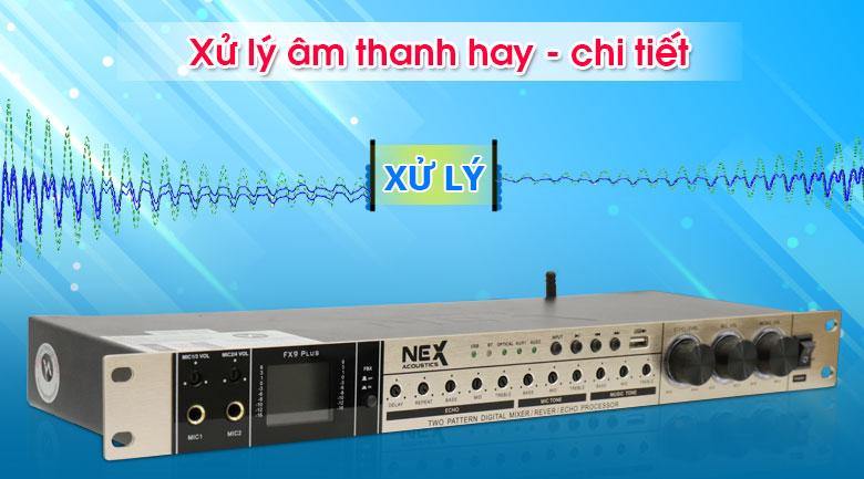 Vang cơ NEX FX-9 Plus tính năng 3