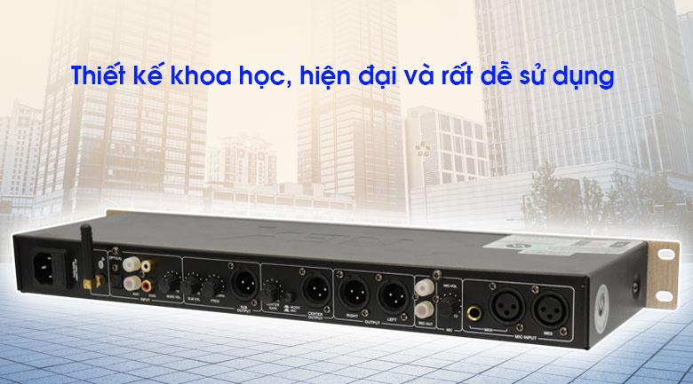 Vang cơ NEX FX-9 Plus tính năng 4