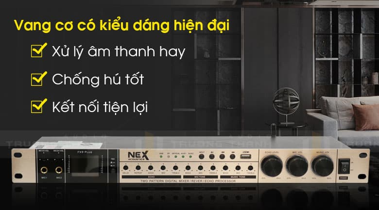 Vang cơ NEX FX-9 Plus tính năng 5
