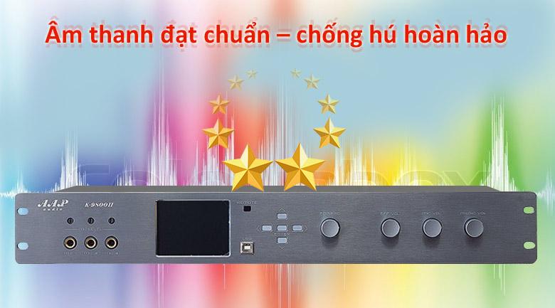 Vang số APP K-9800 New 2020 | Âm thanh đạt chuẩn - chống hú hoàn hảo