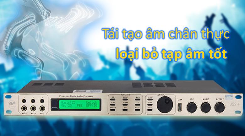 Vang số BF Audio J52   Tái tạo âm chân thực nhất