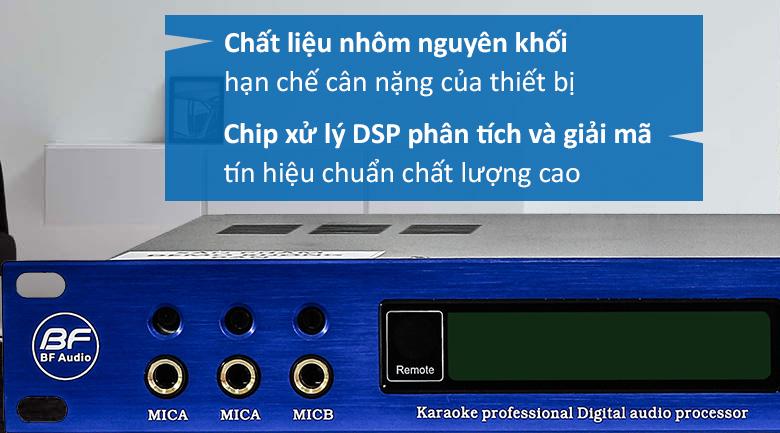 Vang số BF Audio K7 | Vang cơ phù hợp với mọi bộ dàn