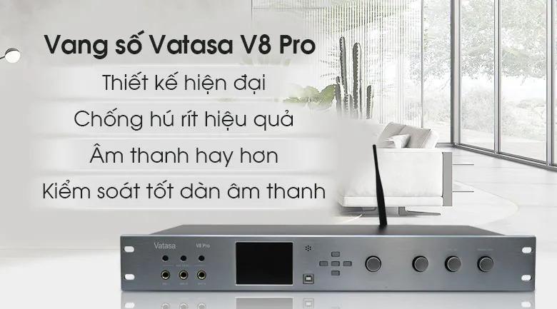 Vang số Vatasa V8 Pro tính năng 1