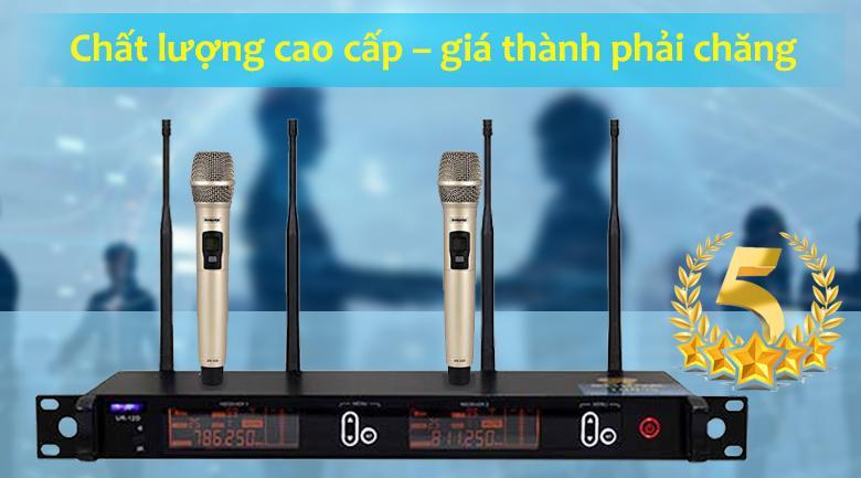 Micro Shure UR12D | Chất lượng cao