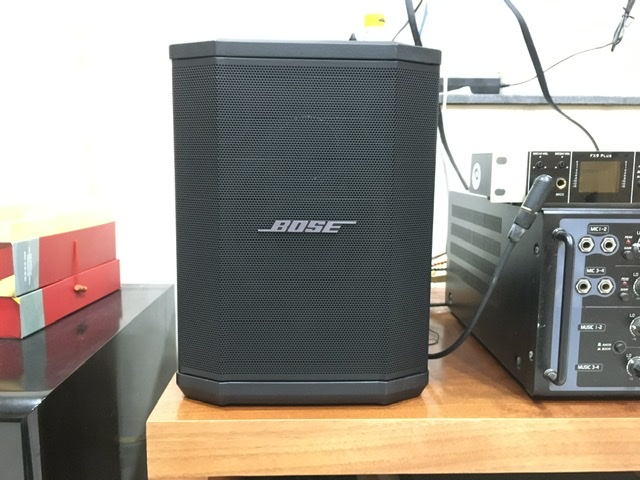 Khách hàng Hưng đánh giá về sản phẩm Loa Bose S1 Pro