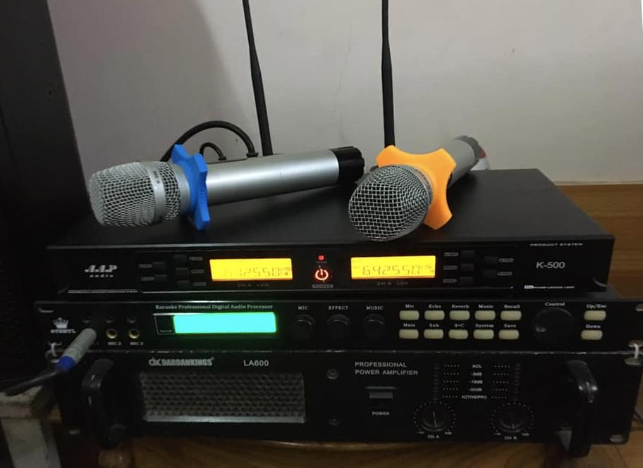 Khách hàngTrần văn Khánhđánh giá về sản phẩmMicro AAP K500