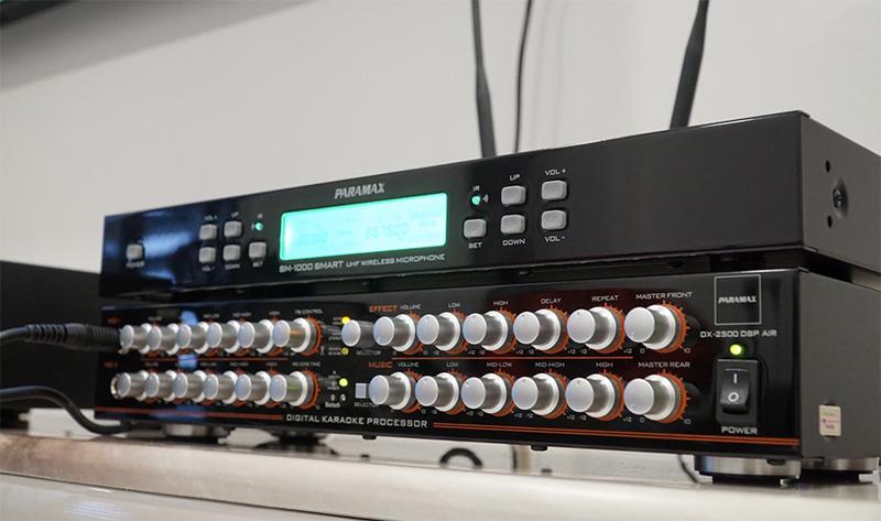 Khách hàngQuang Hiểnđánh giá về sản phẩmMicro Paramax SM-1000 SMART