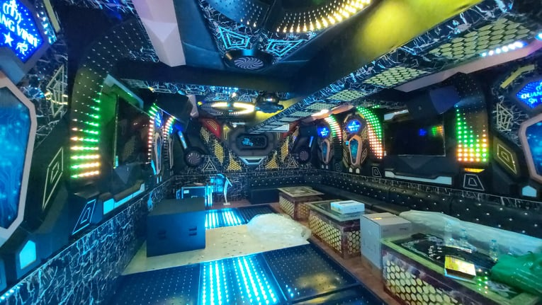 Khách hàng Kiên đánh giá về sản phẩm Loa karaoke JBL KP 4010 Mỹ (full bass 25cm, 2 loa 2 đường)